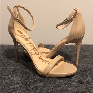 Sam Edelman Ariella Ankle Strap Heel